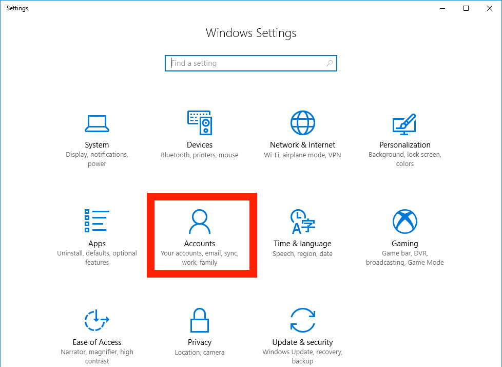 Create Local User or Administrator Account in Windows 10 -2